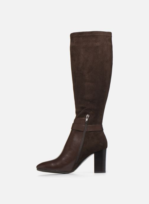 Boots & wellies JB MARTIN 3VALILA Brown front view