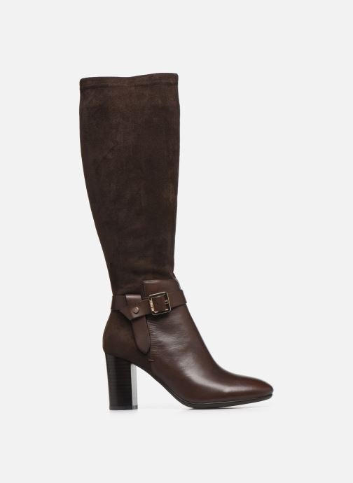 Boots & wellies JB MARTIN 3VALILA Brown back view