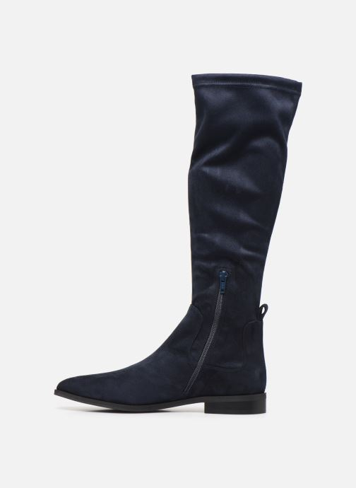 Boots & wellies JB MARTIN FANTINE Blue front view