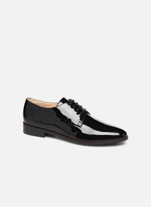 Lace-up shoes JB MARTIN FABEL Black detailed view/ Pair view