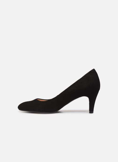 High heels JB MARTIN HOUCHKA Black front view