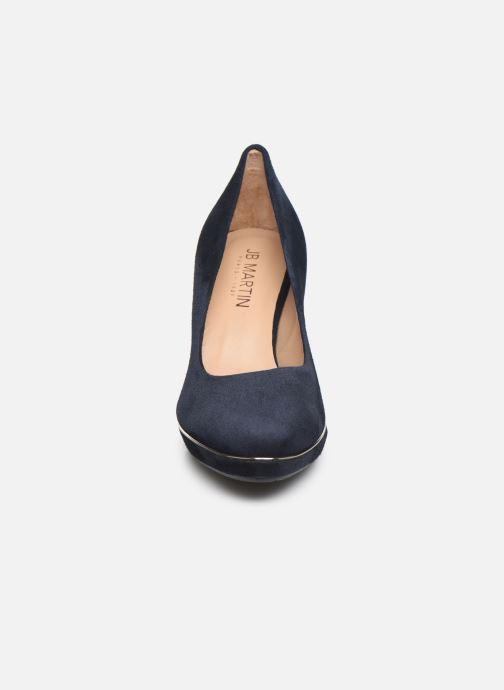High heels JB MARTIN WAELLE Blue model view