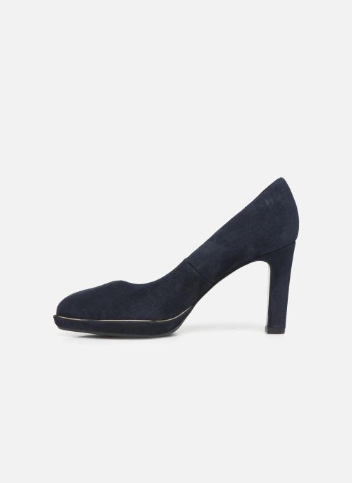 High heels JB MARTIN WAELLE Blue front view