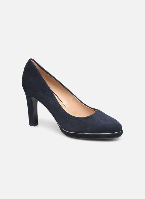 High heels JB MARTIN WAELLE Blue detailed view/ Pair view