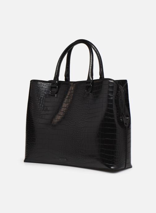 Handtaschen Aldo SIGOSSA schwarz ansicht von rechts