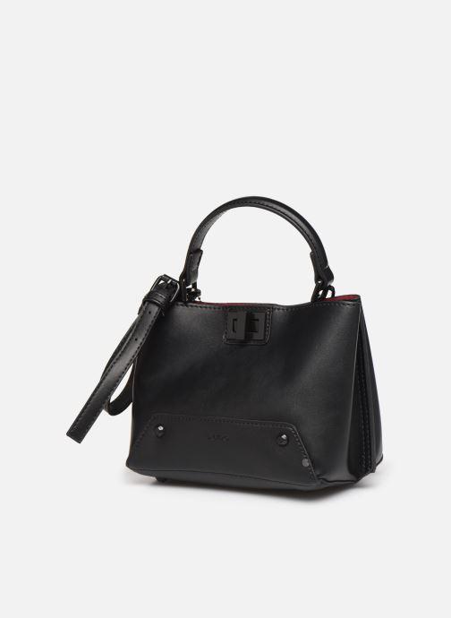 Handtaschen Aldo MEAWET schwarz schuhe getragen