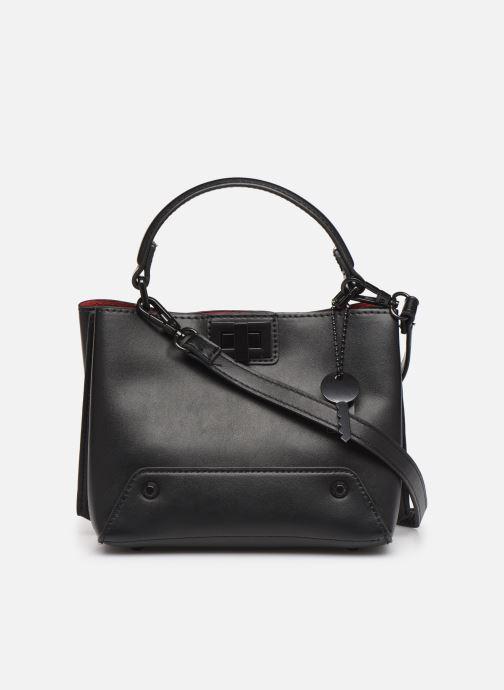 Handtaschen Aldo MEAWET schwarz ansicht von vorne