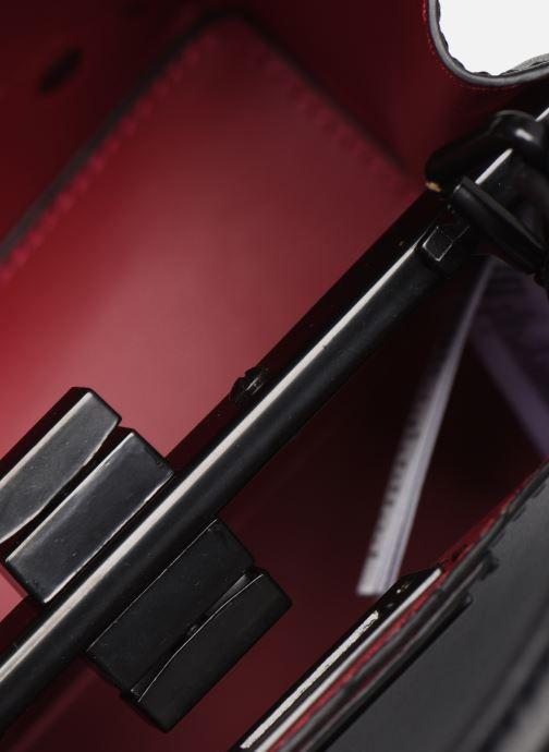 Handtaschen Aldo MEAWET schwarz ansicht von hinten