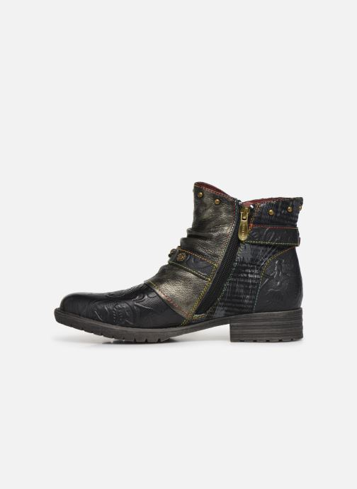 Ankle boots Laura Vita GACMAYO 01 Black front view