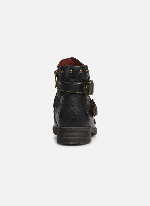 Bottines et boots Laura Vita GACMAYO 01 Noir vue droite