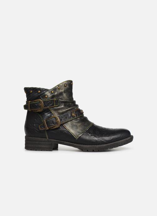 Bottines et boots Laura Vita GACMAYO 01 Noir vue derrière