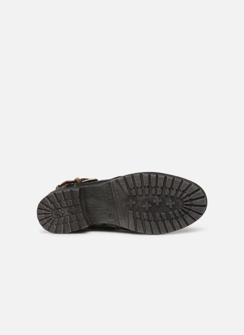 Bottines et boots Laura Vita GACMAYO 01 Noir vue haut