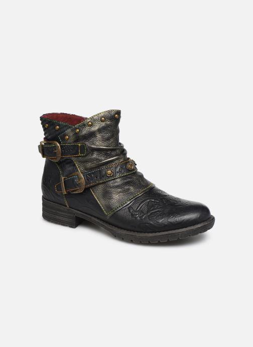 Bottines et boots Laura Vita GACMAYO 01 Noir vue détail/paire