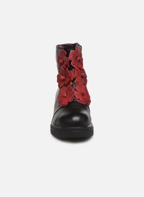 Ankle boots Laura Vita GOCNEO 66 Black model view