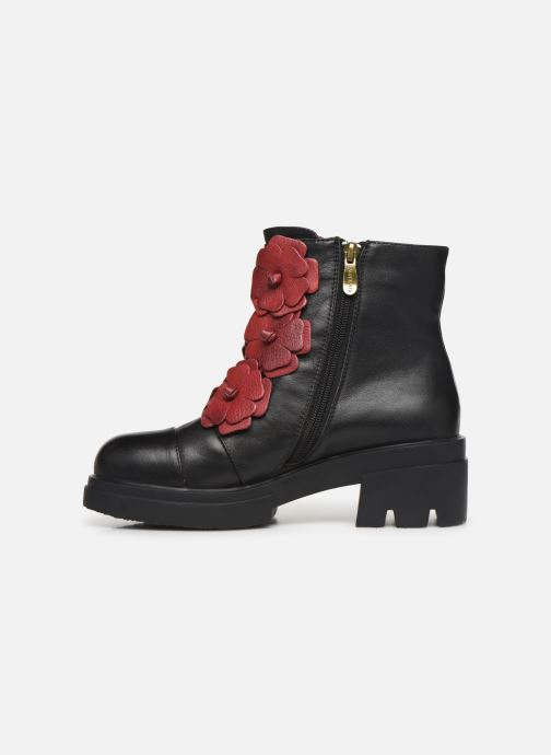 Ankle boots Laura Vita GOCNEO 66 Black front view