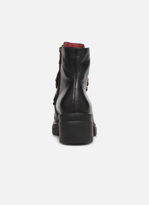 Ankle boots Laura Vita GOCNEO 66 Black view from the right
