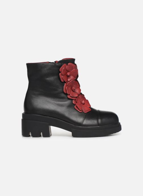 Ankle boots Laura Vita GOCNEO 66 Black back view