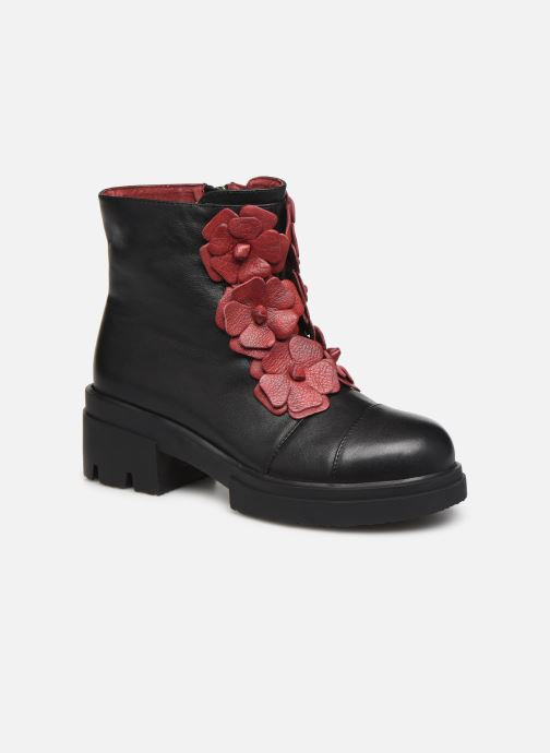 Ankle boots Laura Vita GOCNEO 66 Black detailed view/ Pair view