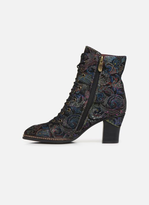 Ankle boots Laura Vita AMCELIAO 21 Multicolor front view