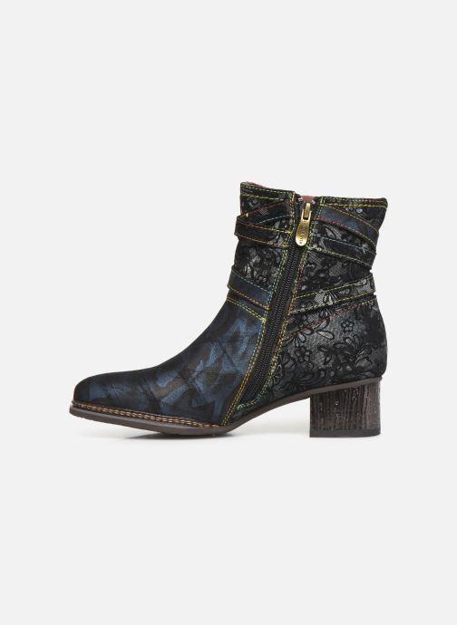 Bottines et boots Laura Vita GACGAO 05 Bleu vue face