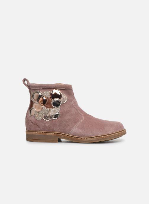 Boots en enkellaarsjes Pom d Api Retro Bubble Roze achterkant