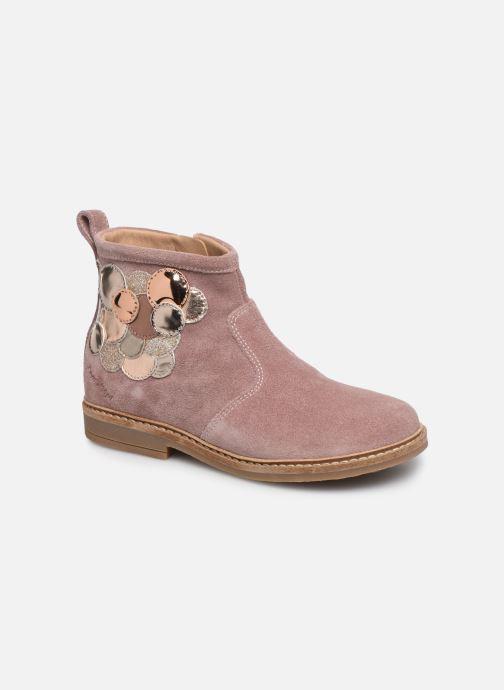 Boots en enkellaarsjes Pom d Api Retro Bubble Roze detail