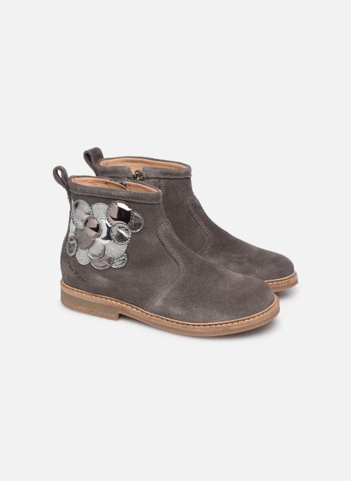 Boots en enkellaarsjes Pom d Api Retro Bubble Grijs 3/4'