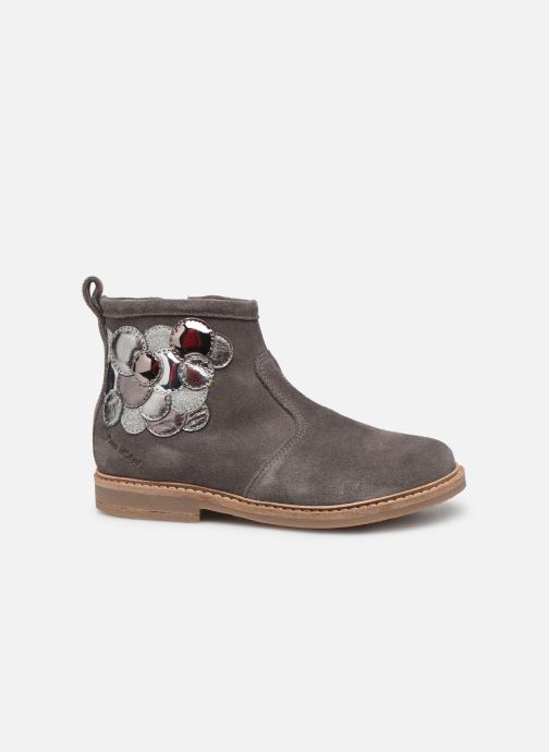 Boots en enkellaarsjes Pom d Api Retro Bubble Grijs achterkant