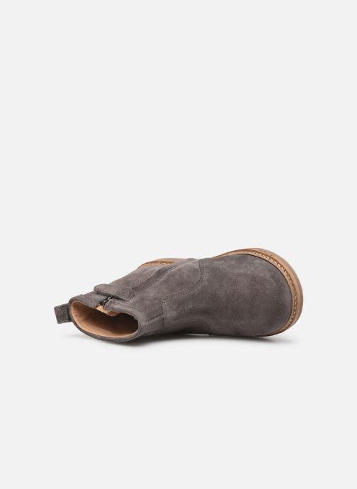 Boots en enkellaarsjes Pom d Api Retro Bubble Grijs links