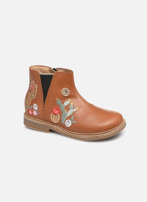 Boots en enkellaarsjes Kinderen Retro kipik