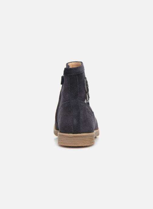 Boots en enkellaarsjes Pom d Api Trip rolls cebo Blauw rechts