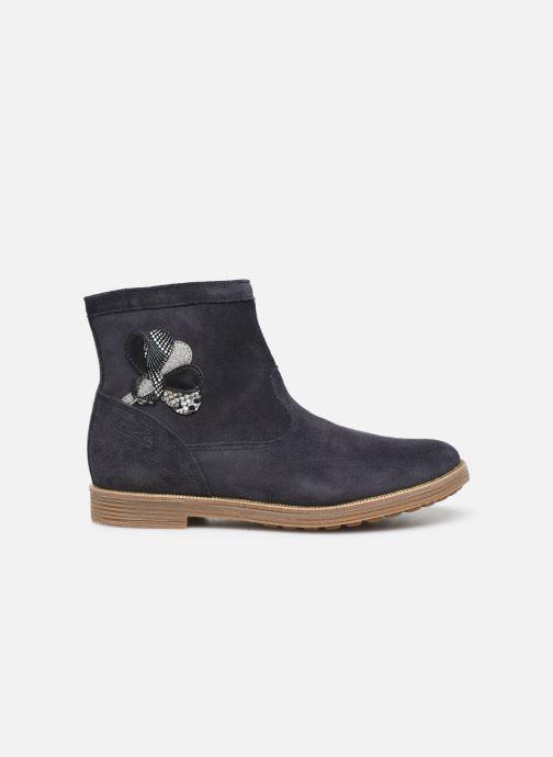 Boots en enkellaarsjes Pom d Api Trip rolls cebo Blauw achterkant
