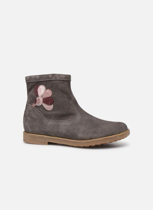 Boots en enkellaarsjes Pom d Api Trip rolls cebo Grijs achterkant