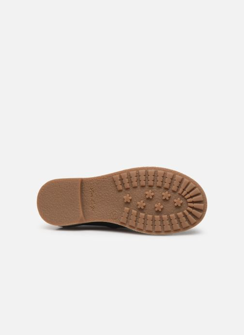 Boots en enkellaarsjes Pom d Api Trip scale Zwart boven
