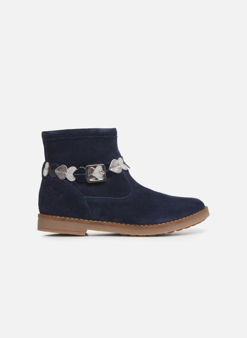 Bottines et boots Pom d Api Trip heart Bleu vue derrière