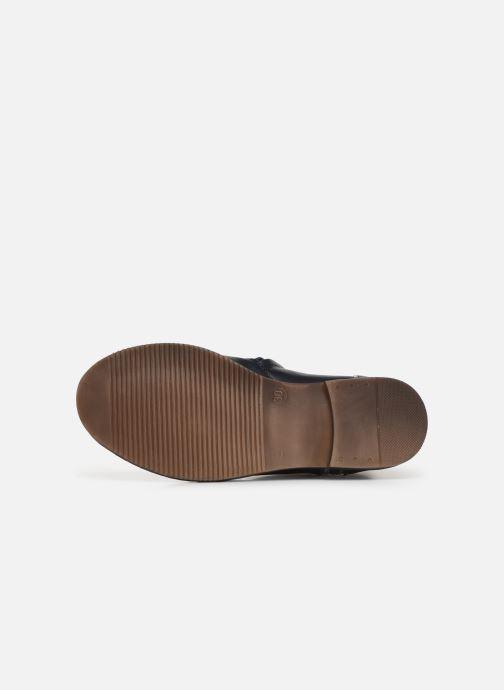 Boots en enkellaarsjes Pom d Api City art Blauw boven