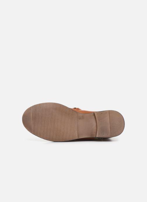 Boots en enkellaarsjes Pom d Api City art Bruin boven