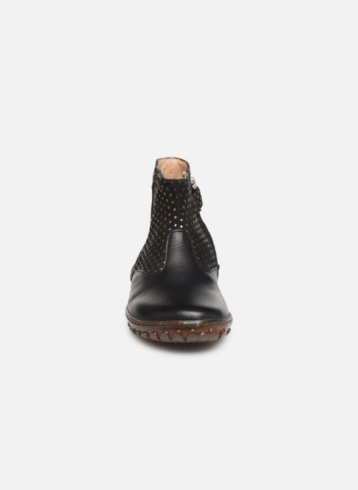 Boots en enkellaarsjes Pom d Api Cute boots cat SZ Zwart model