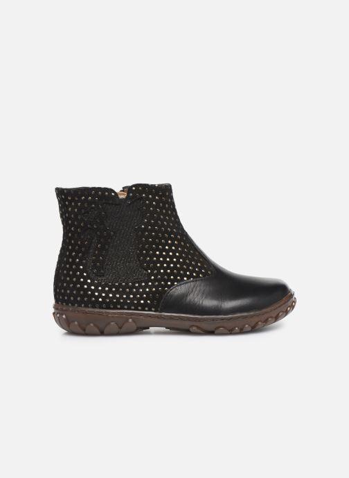 Boots en enkellaarsjes Pom d Api Cute boots cat SZ Zwart achterkant