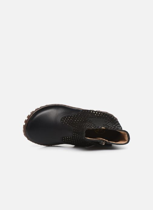 Boots en enkellaarsjes Pom d Api Cute boots cat SZ Zwart links