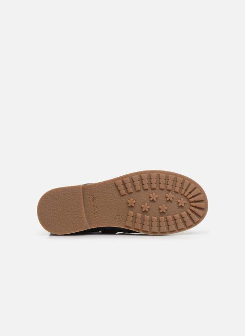 Boots en enkellaarsjes Pom d Api Trip rolls boots Blauw boven