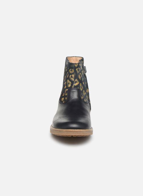 Boots en enkellaarsjes Pom d Api Trip rolls boots Blauw model