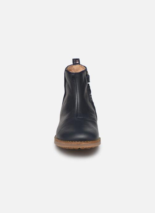 Bottines et boots Pom d Api Trip back Bleu vue portées chaussures