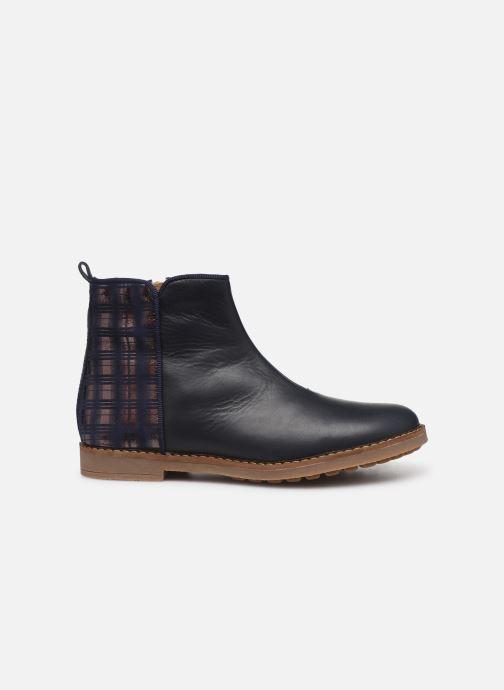 Boots en enkellaarsjes Pom d Api Trip back Blauw achterkant