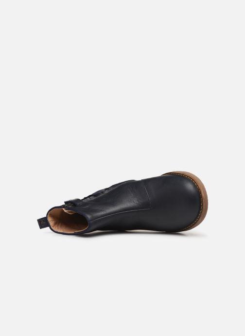 Stiefeletten & Boots Pom d Api Trip back blau ansicht von links