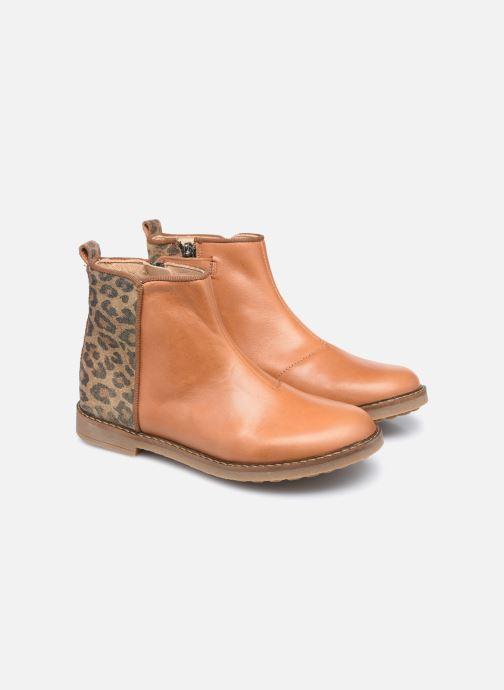 Stiefeletten & Boots Pom d Api Trip back braun 3 von 4 ansichten