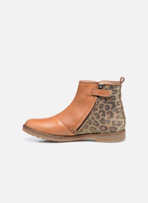 Stiefeletten & Boots Pom d Api Trip back braun ansicht von vorne