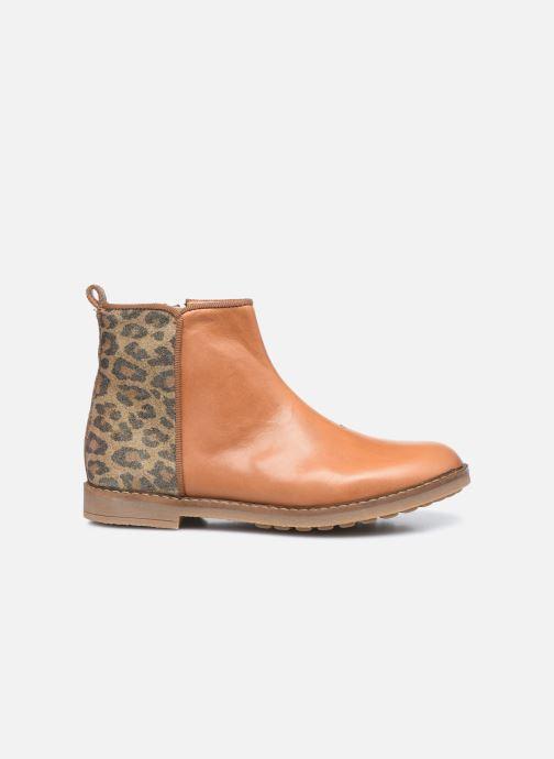 Stiefeletten & Boots Pom d Api Trip back braun ansicht von hinten