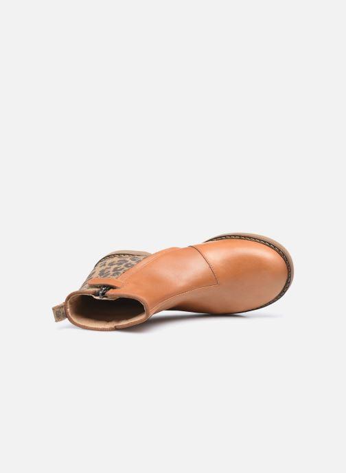 Stiefeletten & Boots Pom d Api Trip back braun ansicht von links