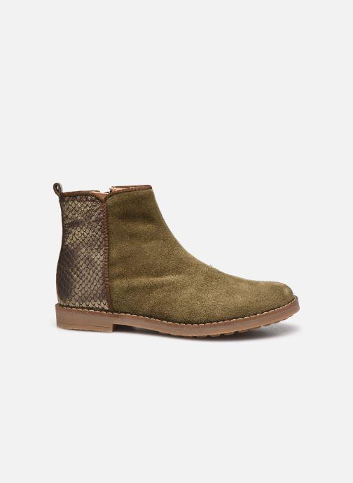 Stiefeletten & Boots Pom d Api Trip back grün ansicht von hinten
